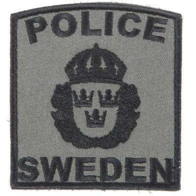 Police-Swe, Märke